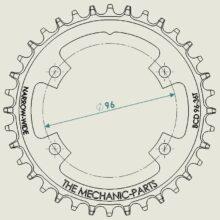 BCD 96-asymmetrisch